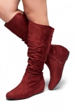 Extra Wide Calf Fitting Boots