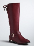 Knee High Boots To Fit Wide Calf