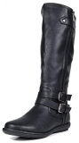 Over Knee High Boots With Wide Calf Fitting