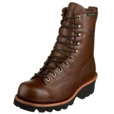 Brown Lace To Toe Boots
