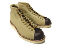Camo Lace To Toe Mens Boots