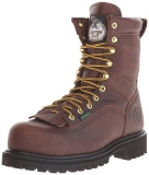 Lace To Toe Steel Toe Work Boots