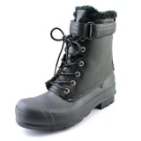 Men's Lace Up Rubber Boots