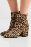 Leopard Ankle Boot
