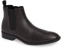 Low Cut Slip On Boots