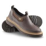 Low Cut Slip On Work Boots Women