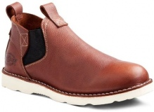 Slip On Leather Work Boots