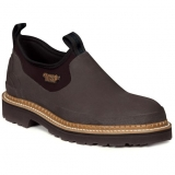 Waterproof Low Cut Slip On Work Boots