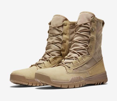 pretty nice e7244 cb49c Army Combat Boots Nike