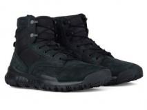 Black Nike Combat Boots