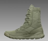 Sage Green Nike Combat Boots