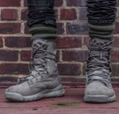 Combat Nike Boots