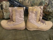 Nike Desert Combat Boots
