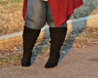 Plus Size Knee High Boots Cheap