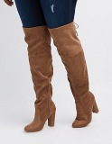 Plus Size Knee High Boots