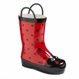 Ladybug Rain Boots for Women