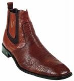 Shark Skin Short Boots