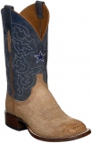 Sharkskin Leather Boots