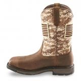 Steel Toe Men's Boots