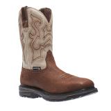 Steel Toe Square Toe Boot