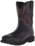 Square Toe Boots Steel Toe