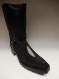Men's Stingray Skin Boots