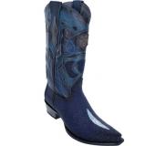 Stingray Skin Boots