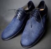 Stingray Skin Leather Shoes