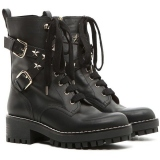 Combat Boots Studded
