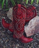 Cowgirl Boots Studded