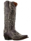 Rhinestones Studded Cowgirl Boots