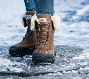 Ankle Length Stylish Women's Snow Boots