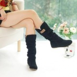 Stylish Women's Snow Boots