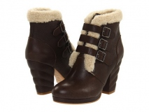 Stylish Women's Snow Boots with Heels