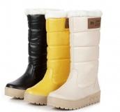 Stylish Womens Winter Snow Boots