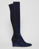 Very Tall Wedge Boots