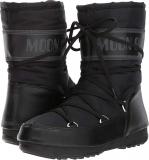 Black Tecnica Moon Boots