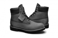 Grey Timberland Boots for Men