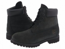 Black Timberland Boots for Men