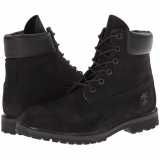 Black Timberland Boots for Women