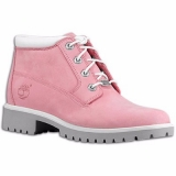 Pink Timberland Boots for Women