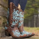 Corral Wedding Cowgirl Boots