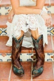 Cowgirl Boots Wedding