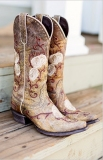 Cowgirl Boots for Wedding Party