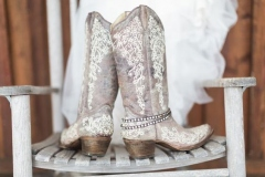 Wedding Cowgirl Boots for Bride