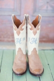 Cute Wedding Cowgirl Boots