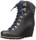 Wedge Fur Boots for Women