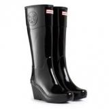 Tall Rain Boots Wedge Women