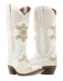 Cowgirl Boots White