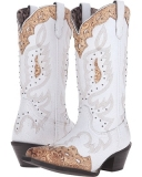 White Cowgirl Boots Cheap